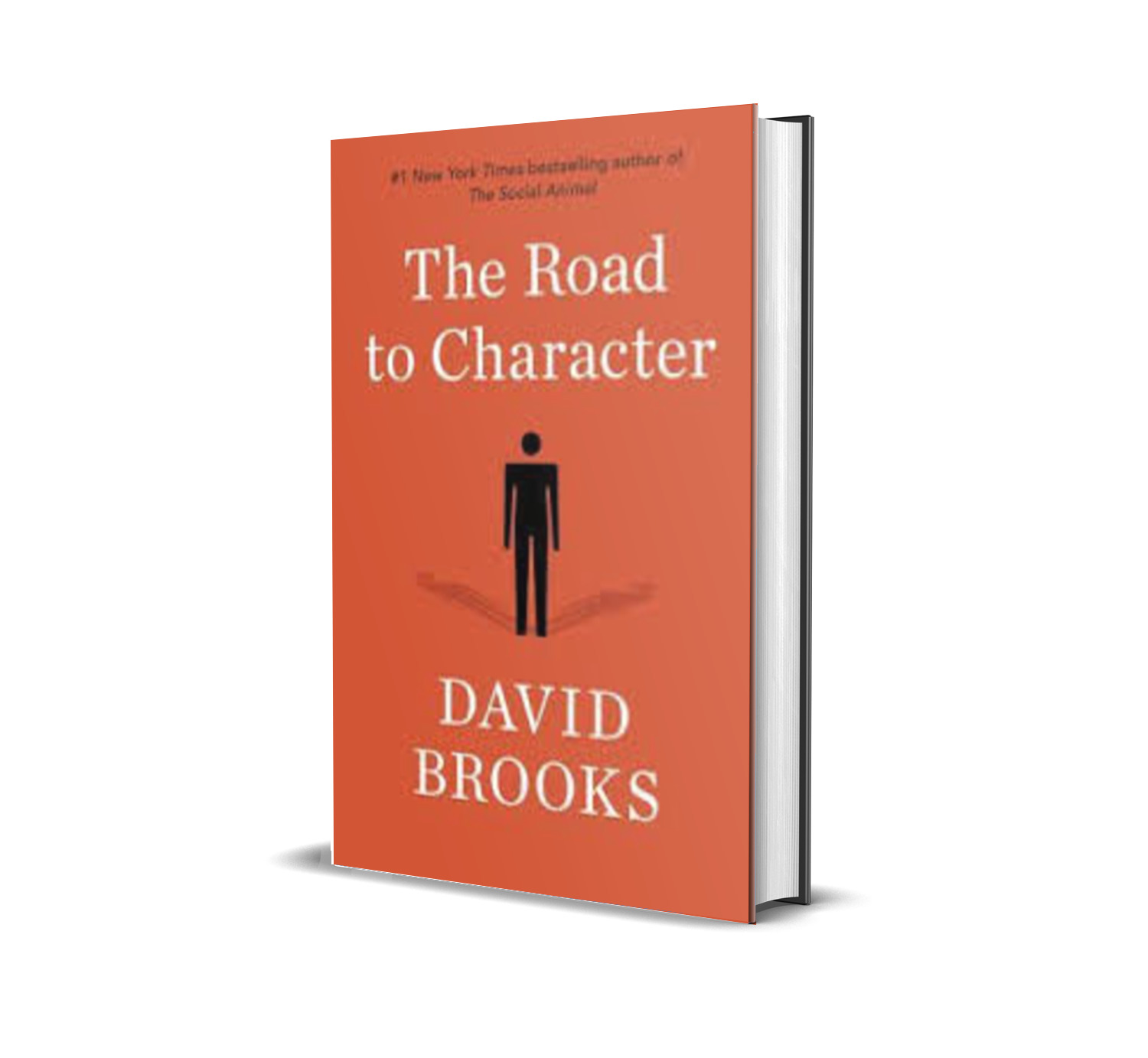 The road to character- David Brooks