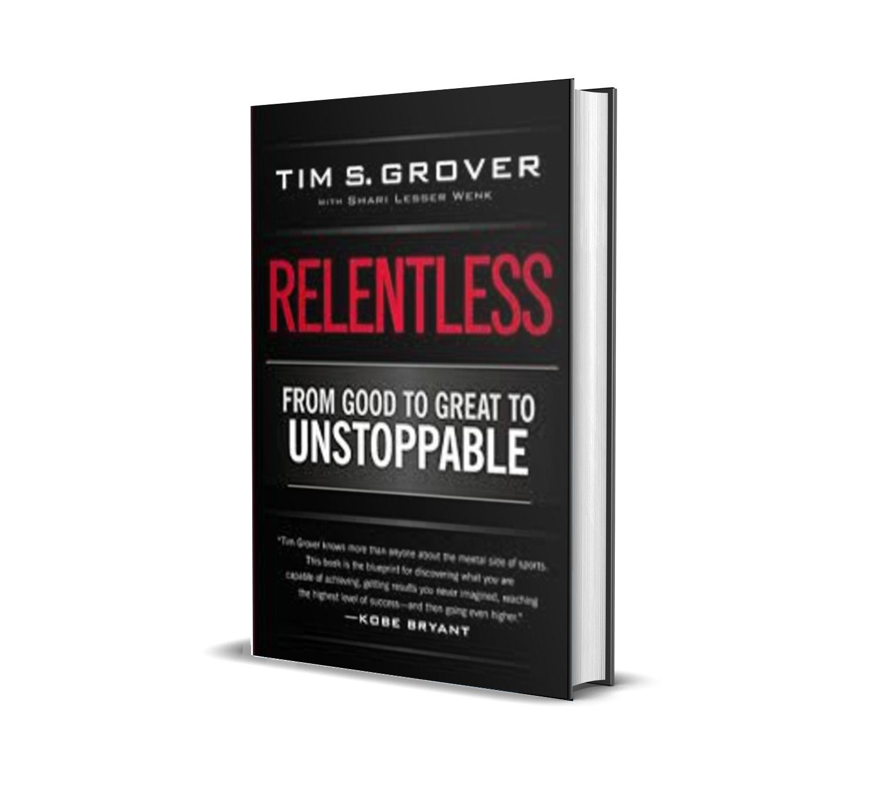 Relentless- Tim Grover