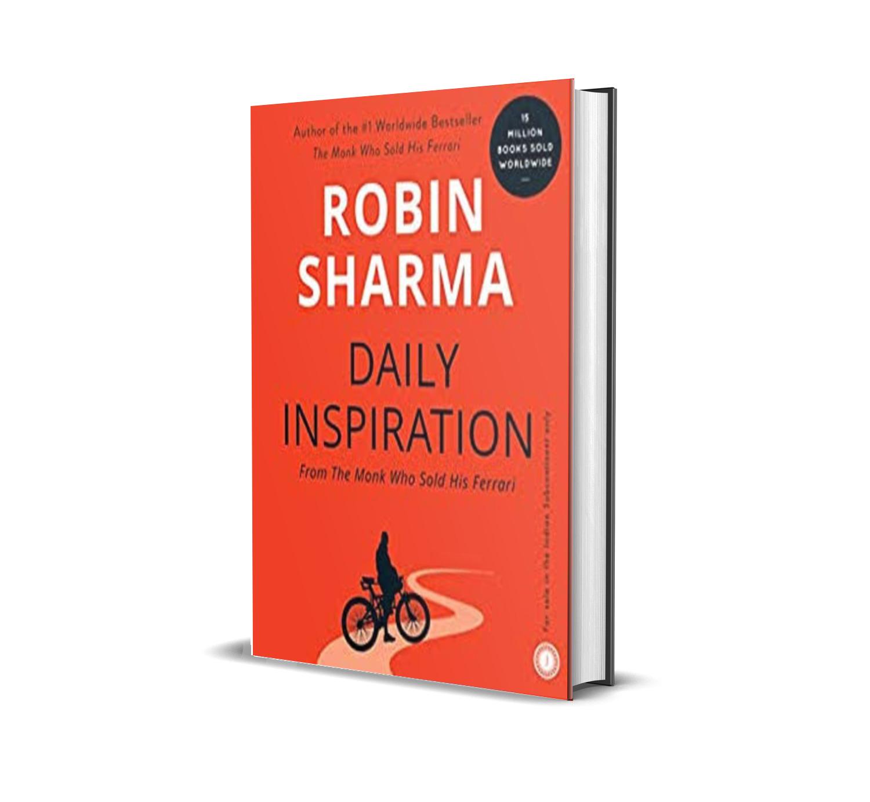 Daily inspiration- Robin Sharma