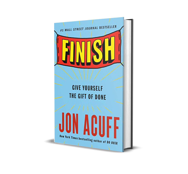 Finish- Jon Acuff