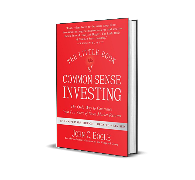 The little book of common sense investing- John Bogle