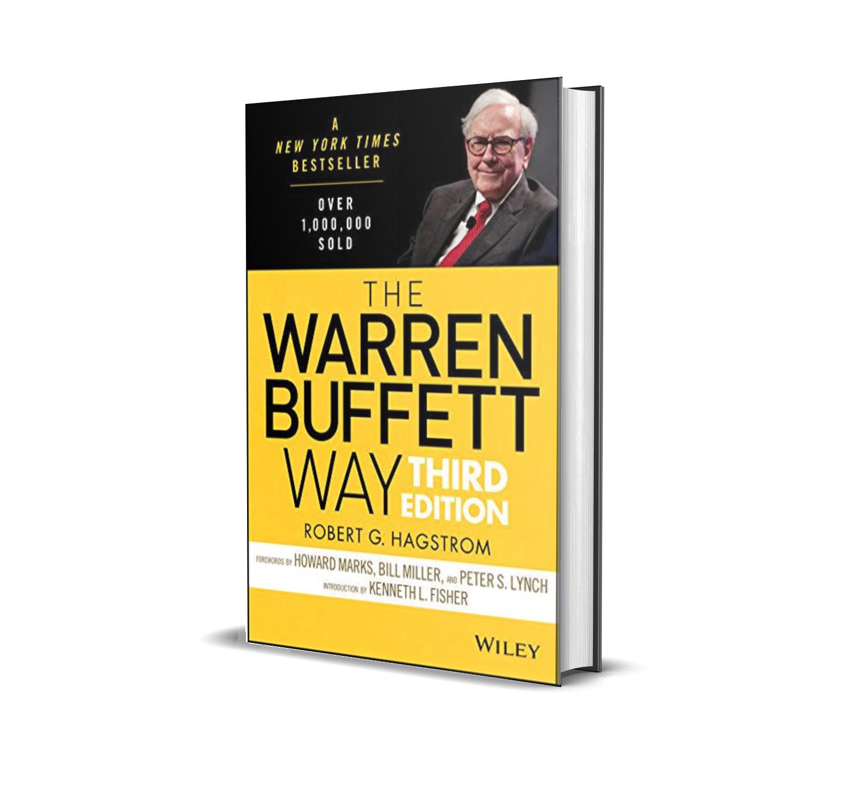 The Warren Buffett way- Robert Hagstorm