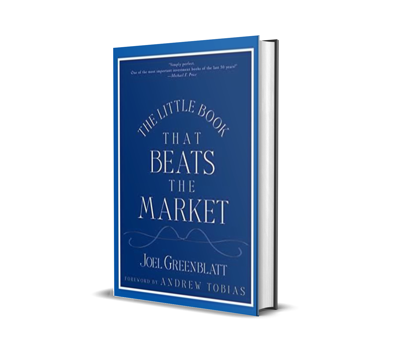The little book that beats the market- Joel Greenblatt