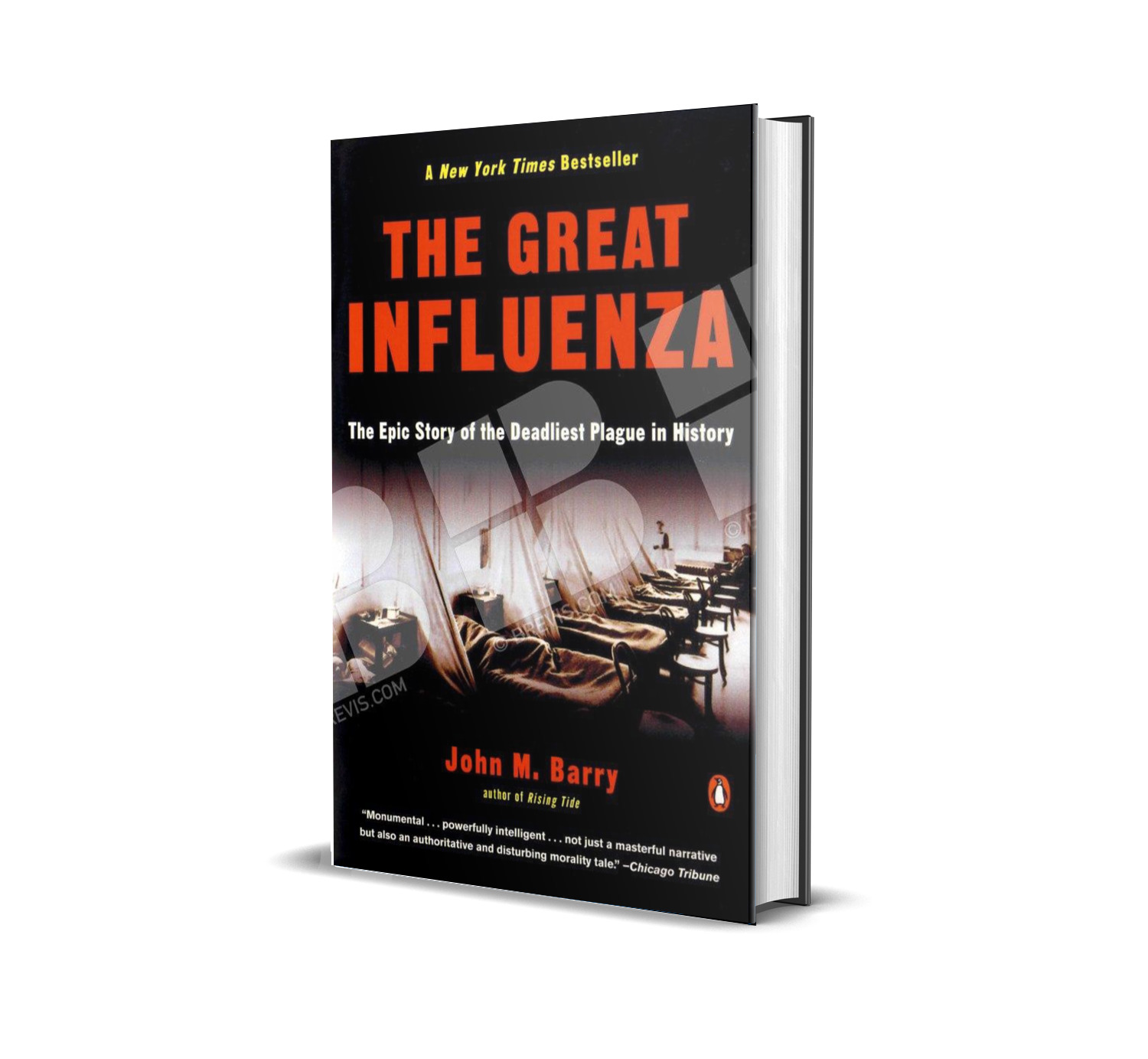 The Great Influenza : The story of the deadliest pandemic in history - John M. Barry