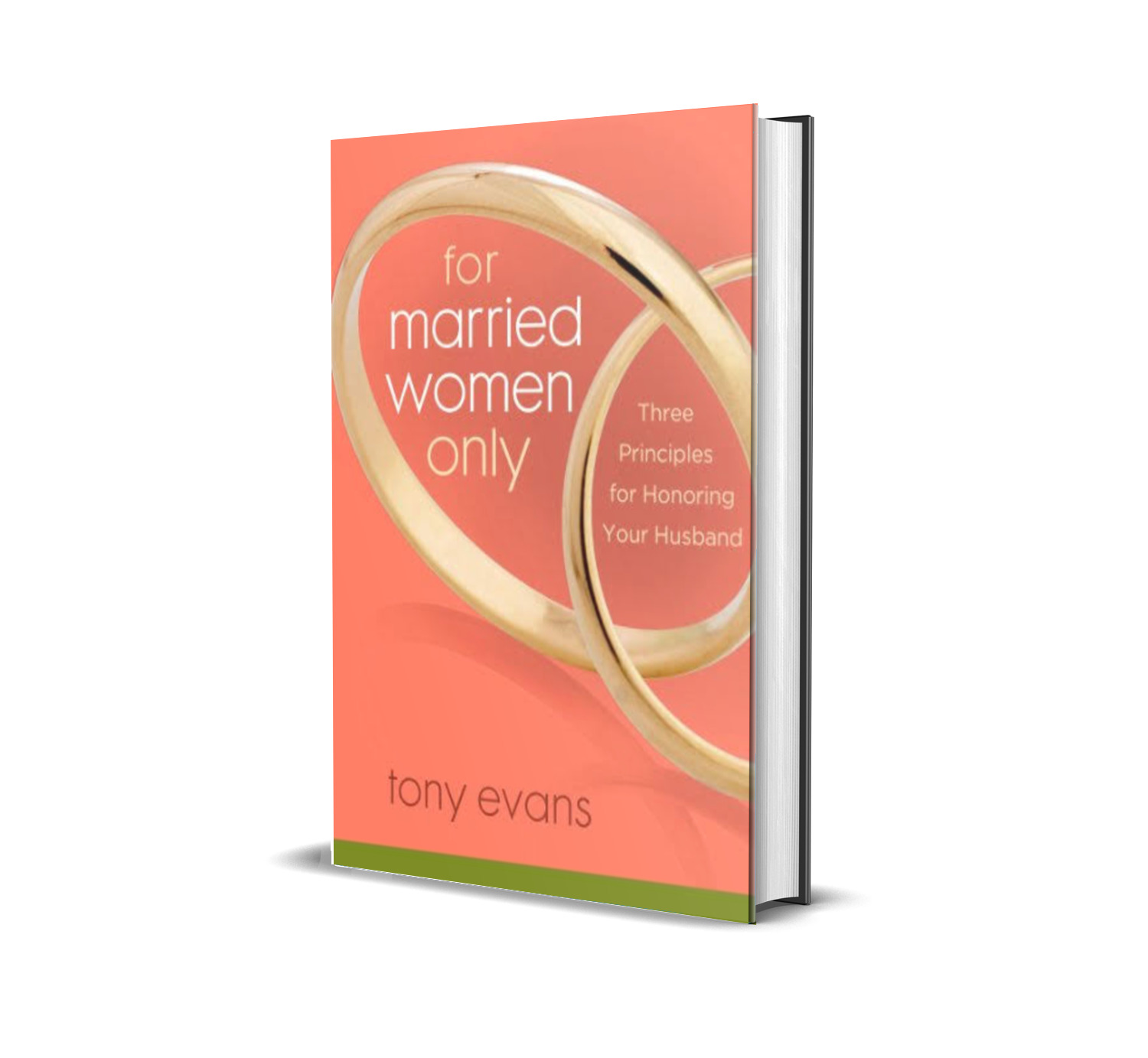 For married women only- Tony Evans