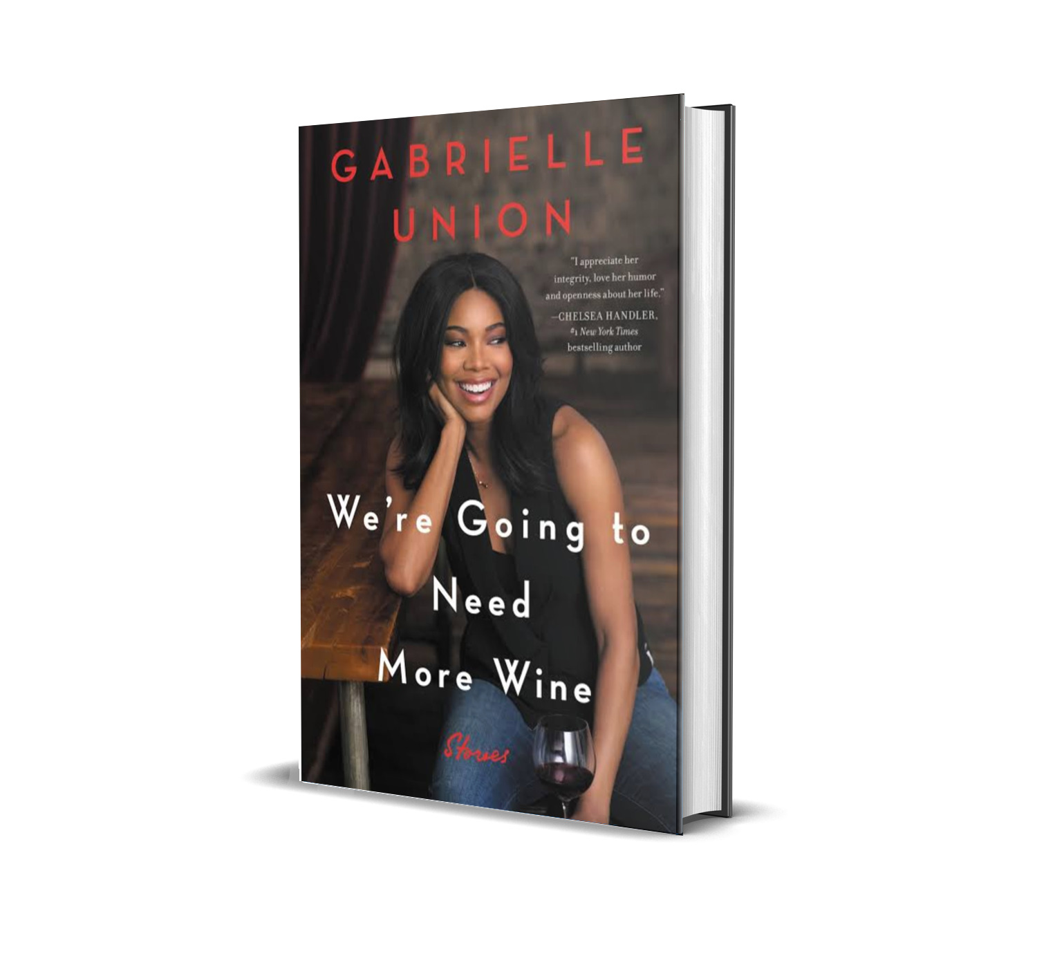 We're going to need more wine- Gabrielle Union