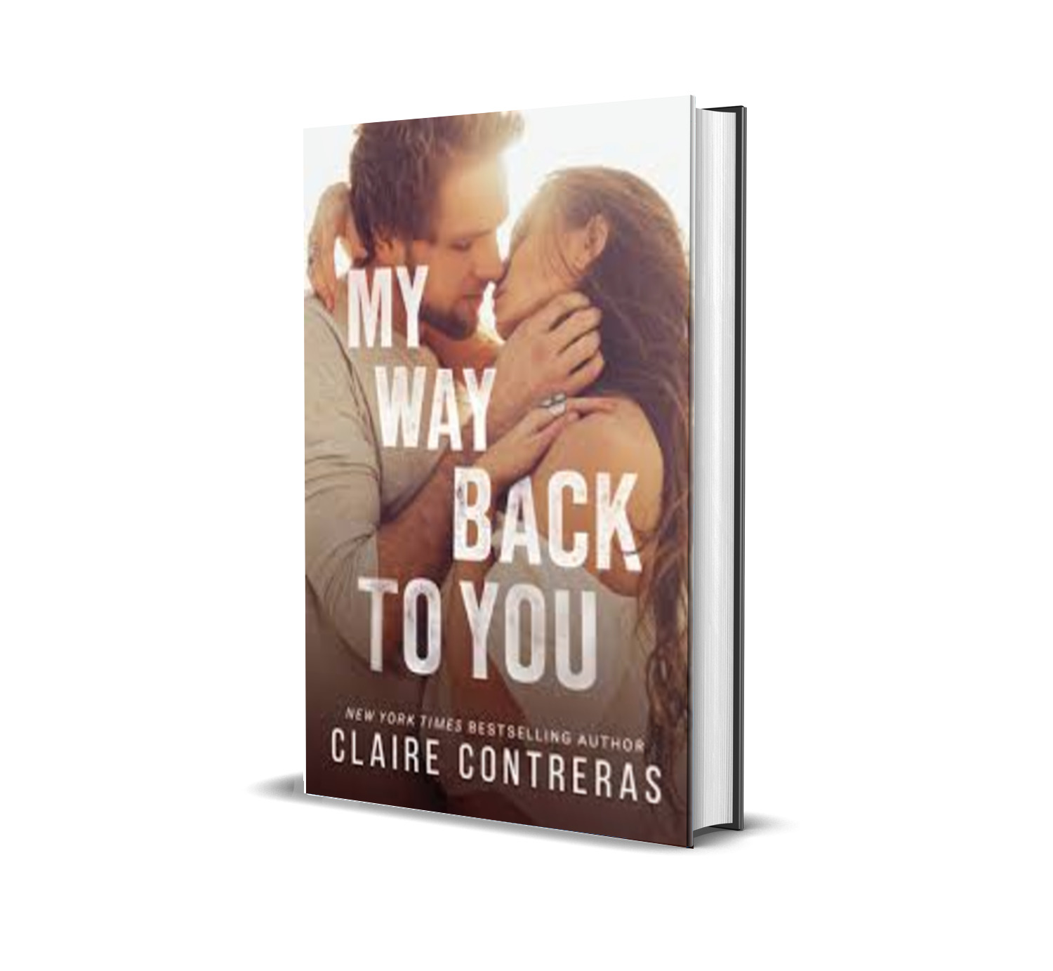 My Way Back To You - Claire Contreras