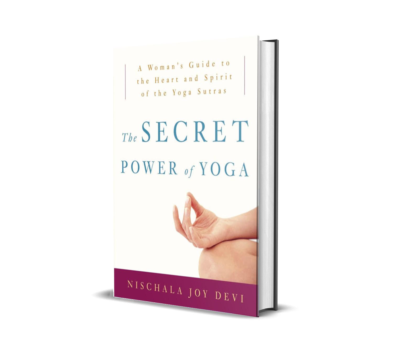 The secret power of yoga- Joy Devi