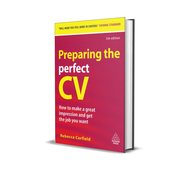Preparing the perfect CV- Rebecca Corfield