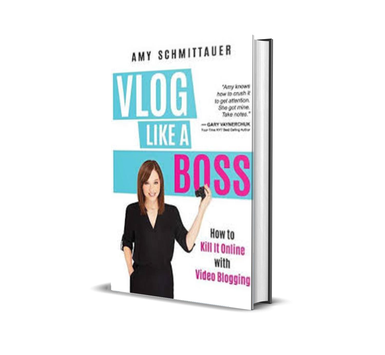 Vlog like a boss- Amy Schmittauer