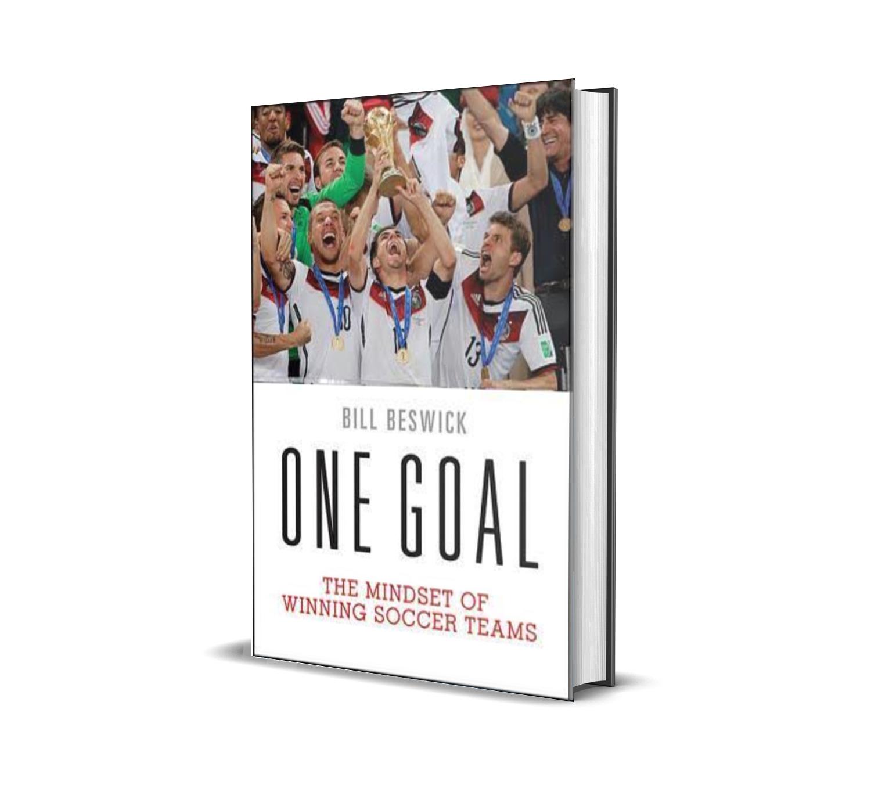 One goal: the mindset of winning soccer teams- Bill Beswick