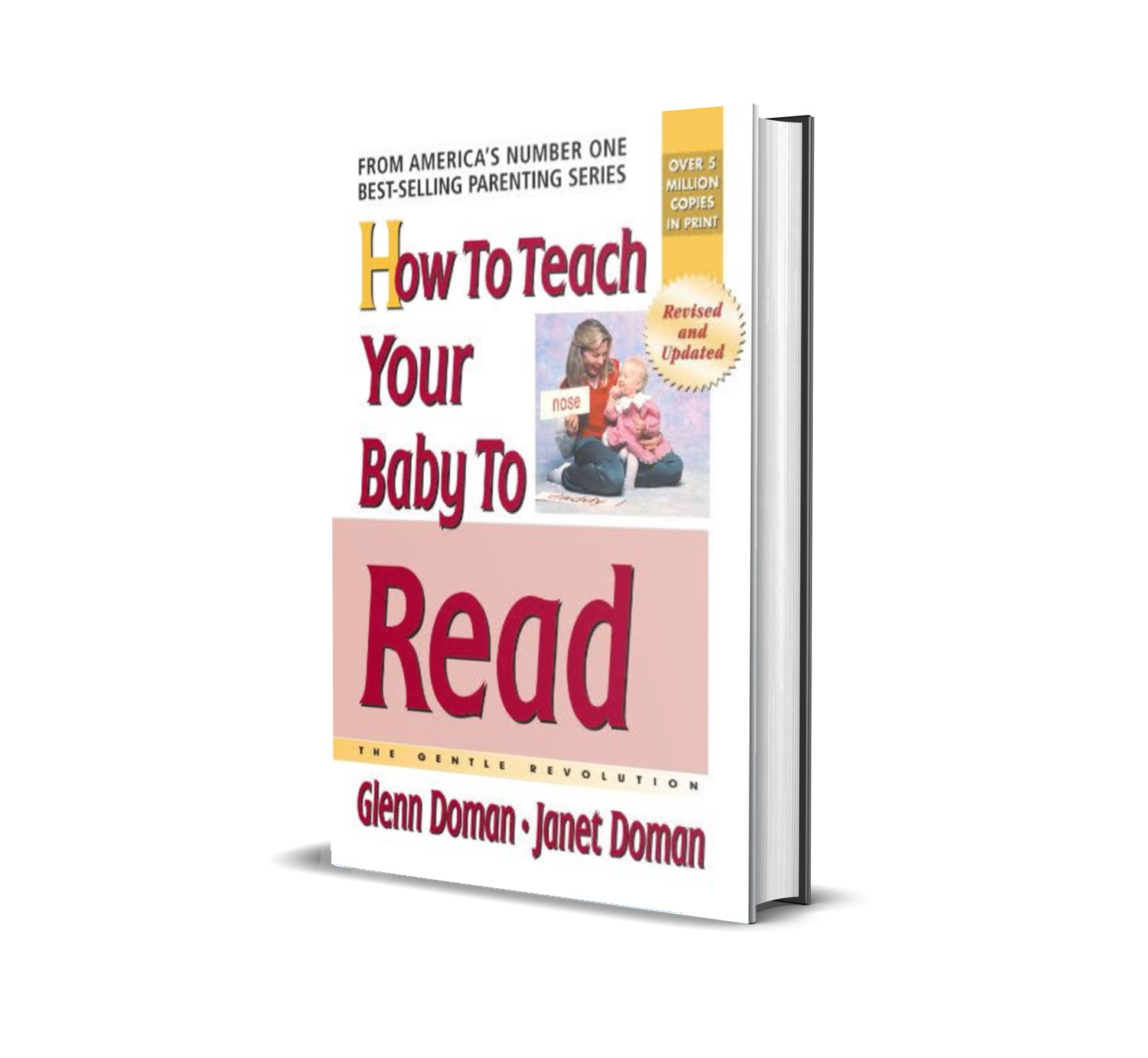 How to teach your baby to read- Glenn Doman, Janet Doman