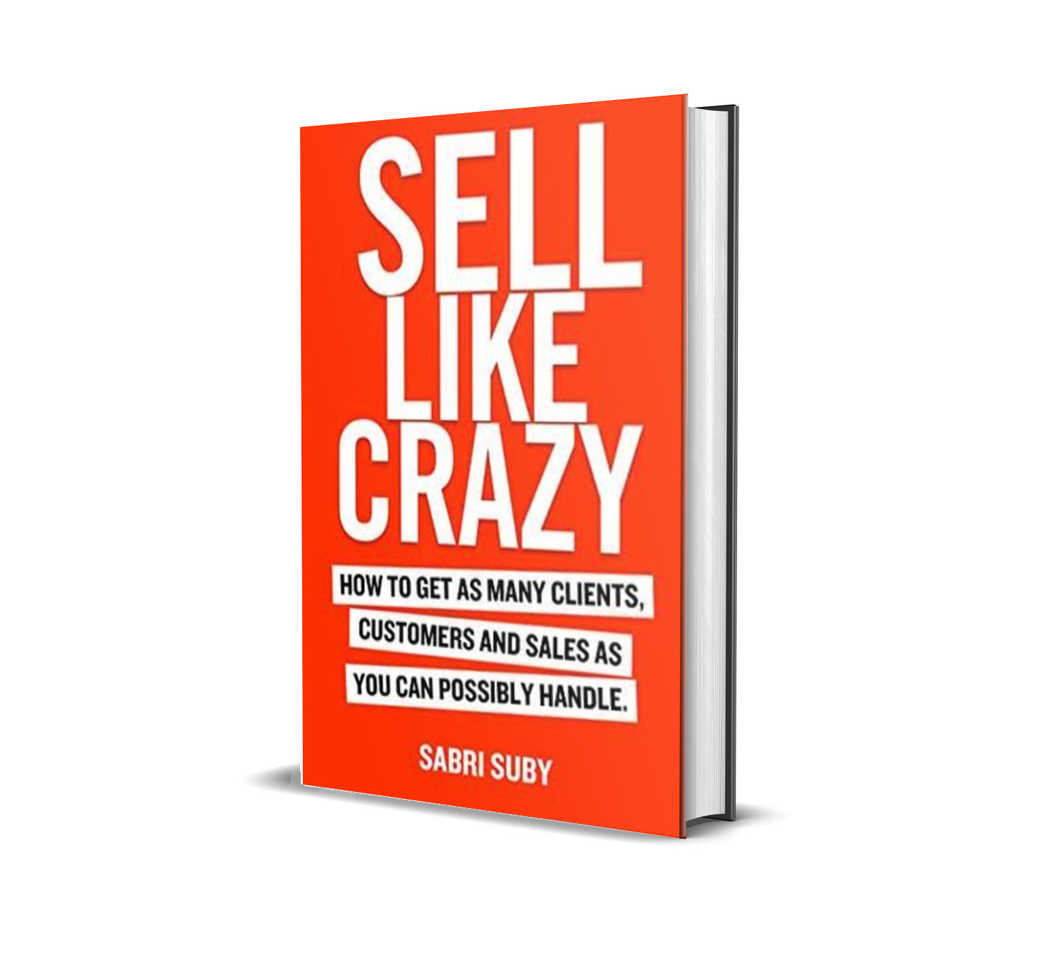 Sell like crazy- Sabri Suby