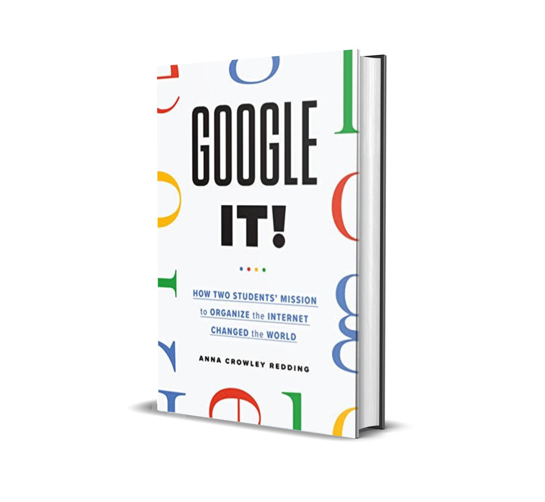 Google it- Anna Crowley Redding