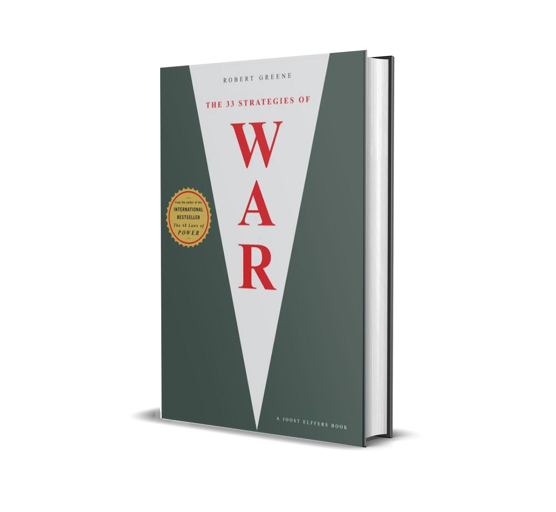 The 33 strategies of war- Robert Greene