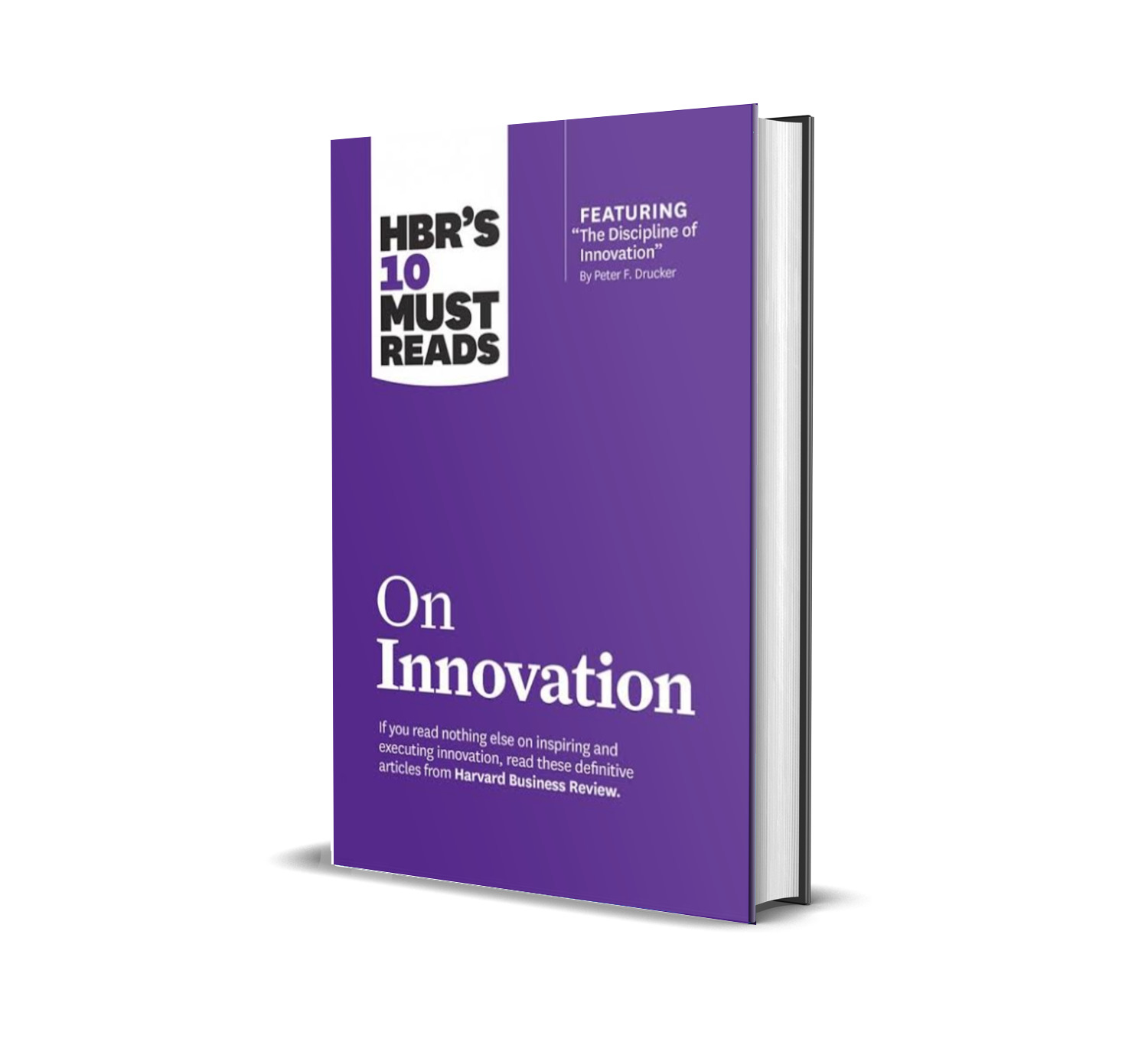 HBR's 10 must read books on innovation