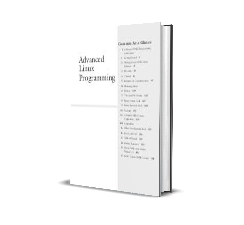 Advanced Linux programming- Mark Mitchell