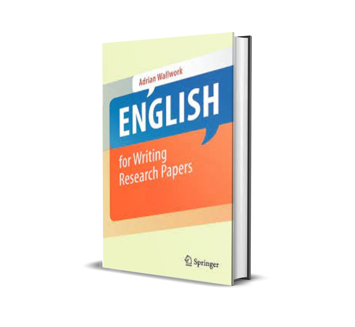 English for Writing Research Papers - Adrain Wallwork