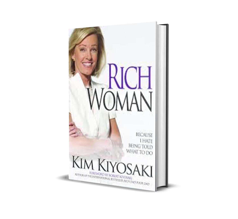 Rich Woman - Kim Kiyosaki