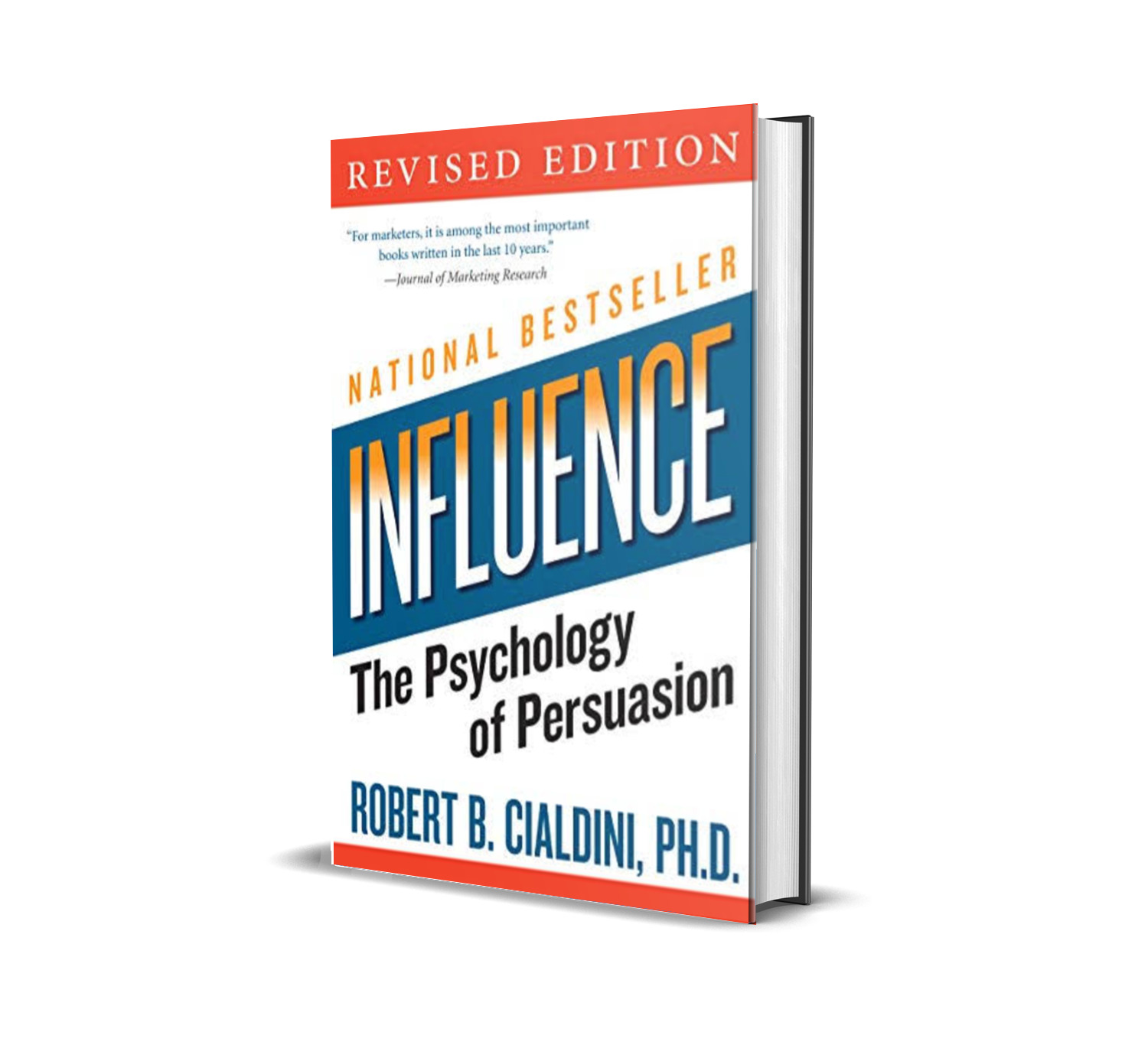 Influence the psychology of persuasion- Robert Cialdini