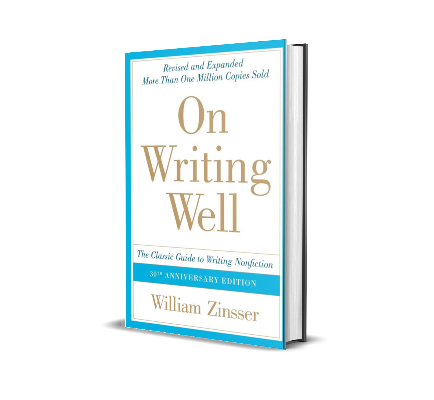 On writing well:the classic guide to writing nonfiction- Richard Zinsser