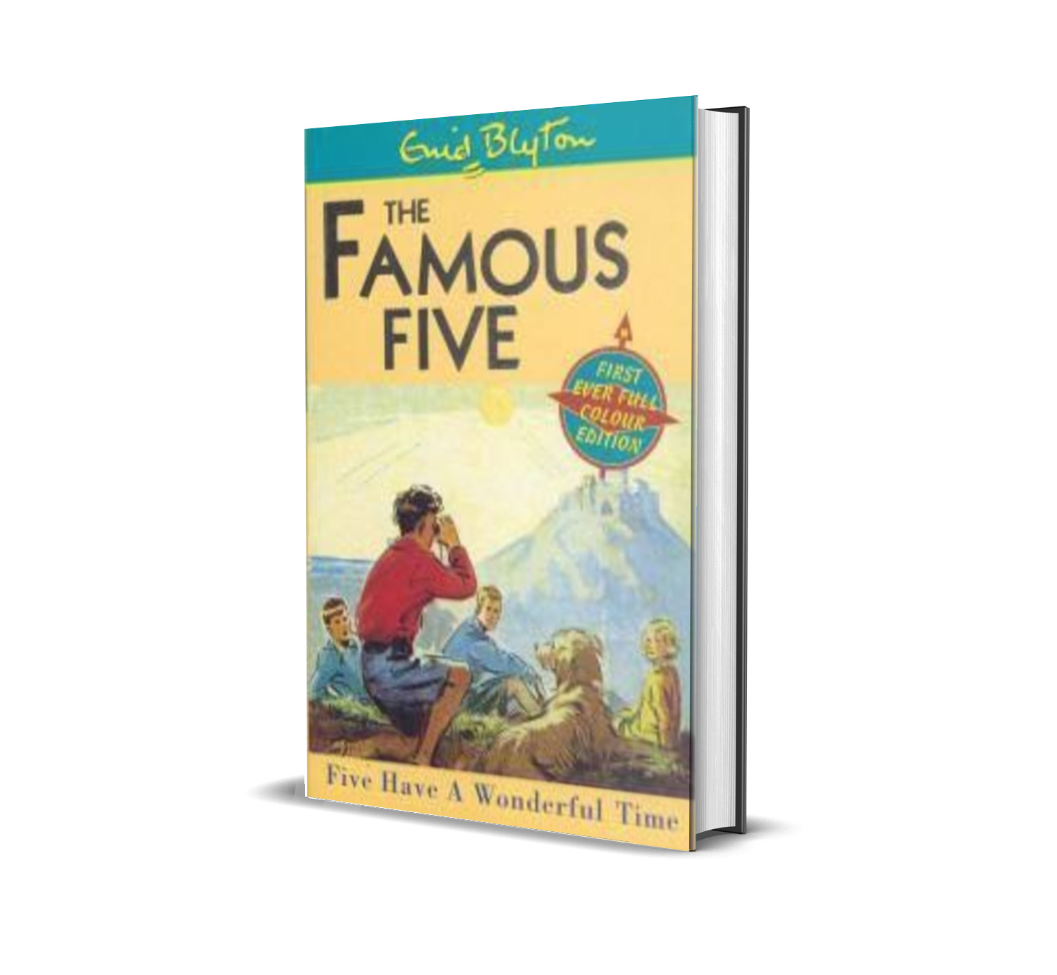 Five have a wonderful time:the famous five book 11- Enid Blyton