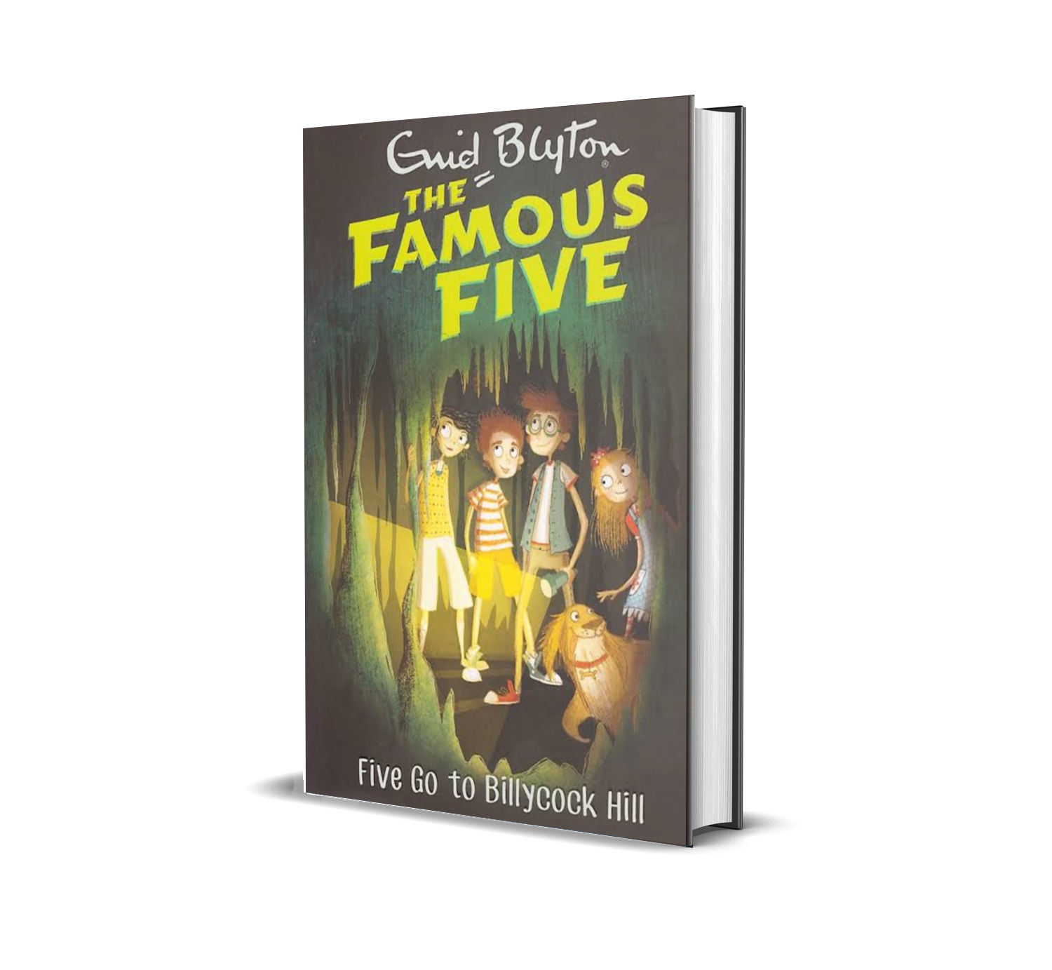 Five go to billycock hill:famous five book 16- Enid Blyton