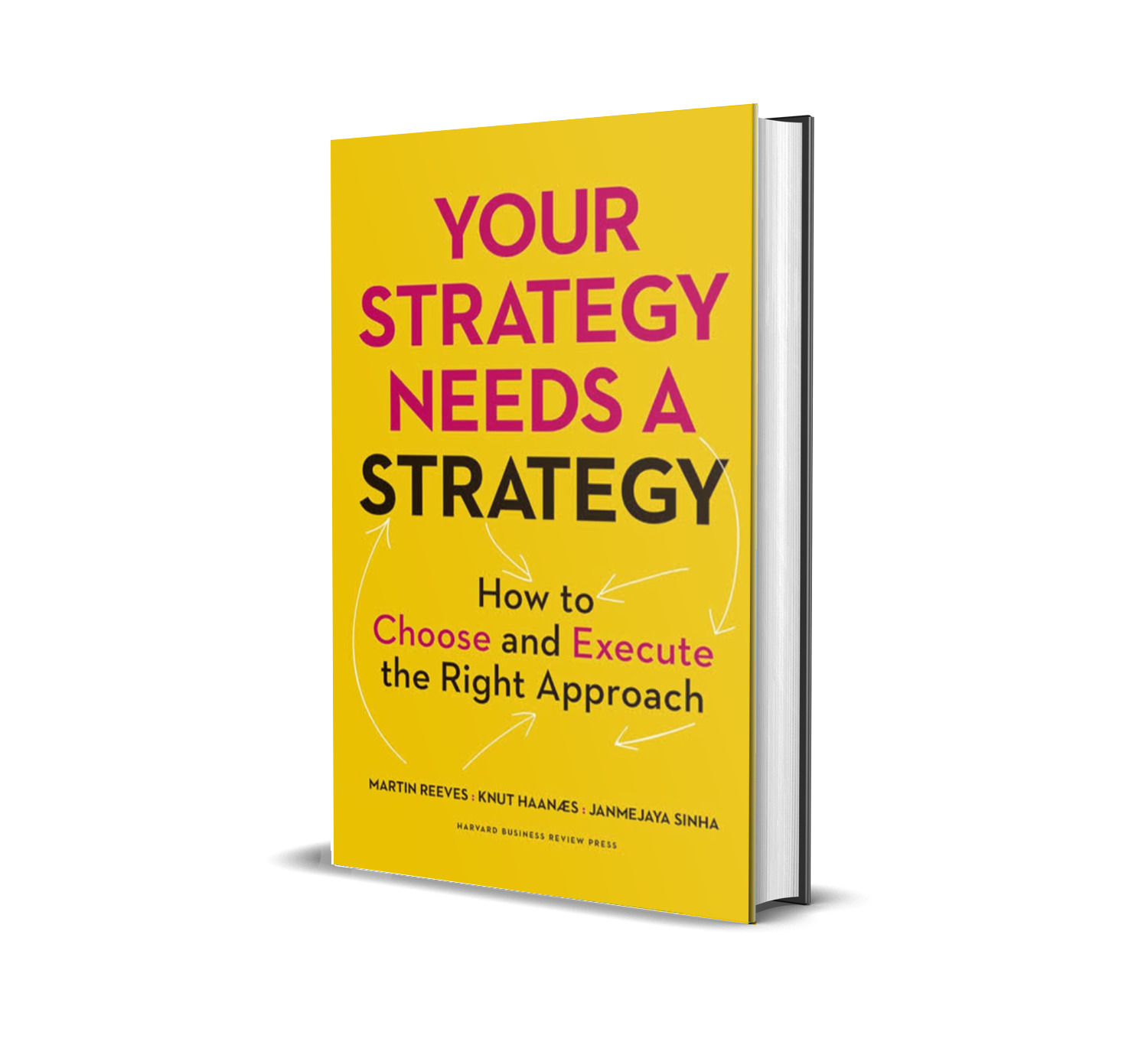 Your strategy needs a strategy:Martin Reeves, Knut