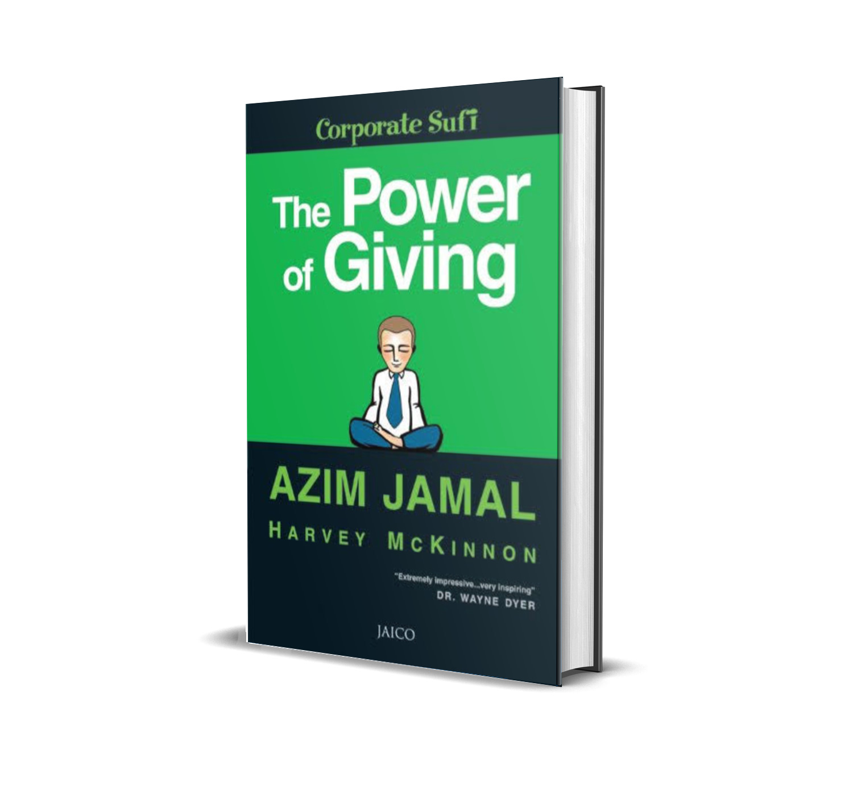The power of giving- Azim Jamal, Harvey