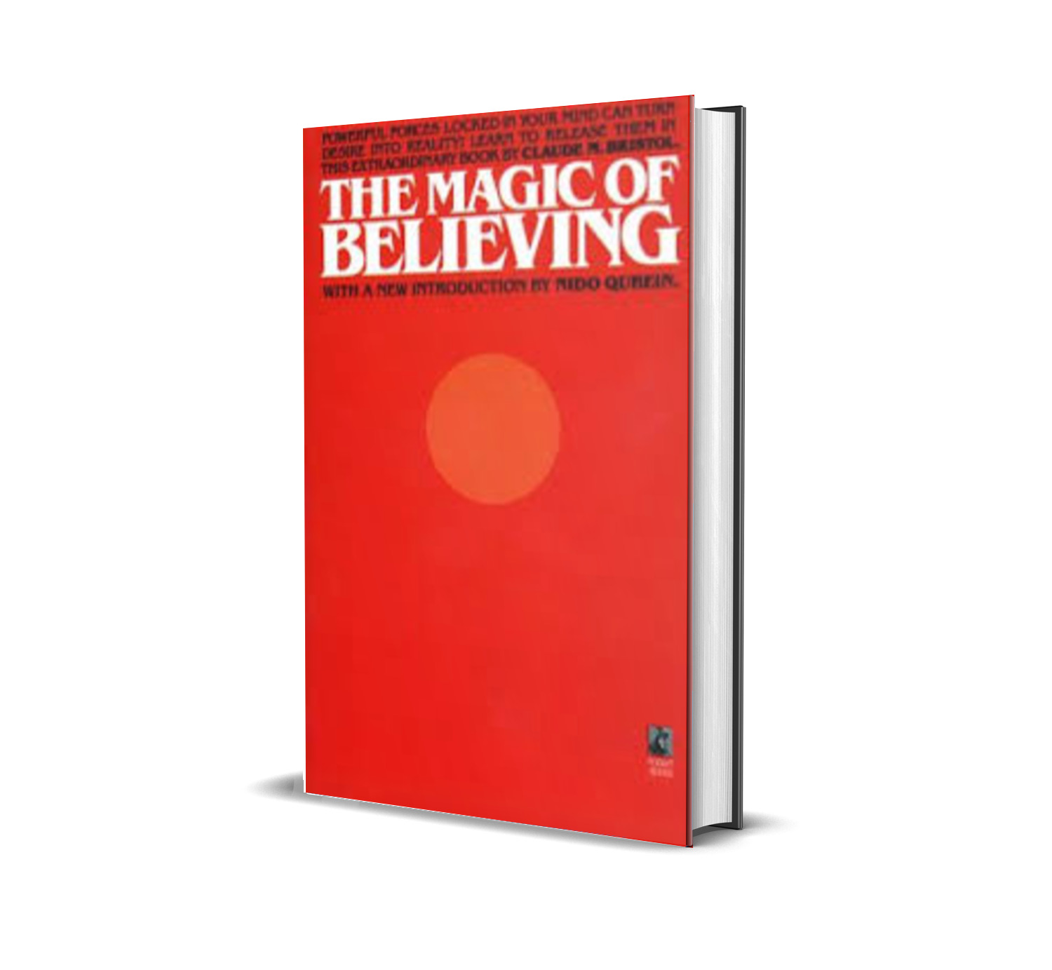 The magic of believing- Nido Qubein