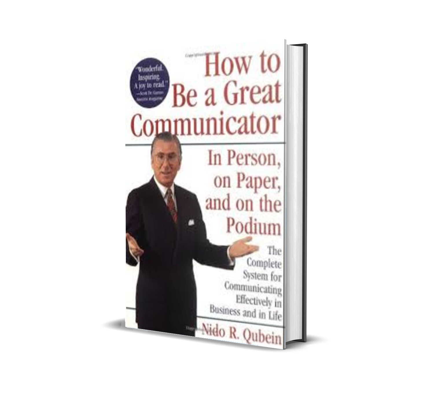 How to be a great Communicator- Nido Qubein