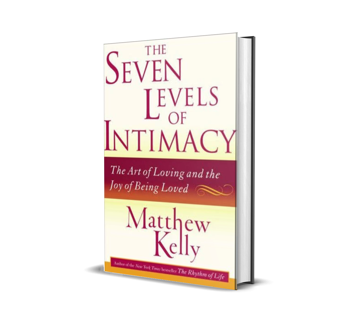 The seven levels of intimacy- Matthew Kelly