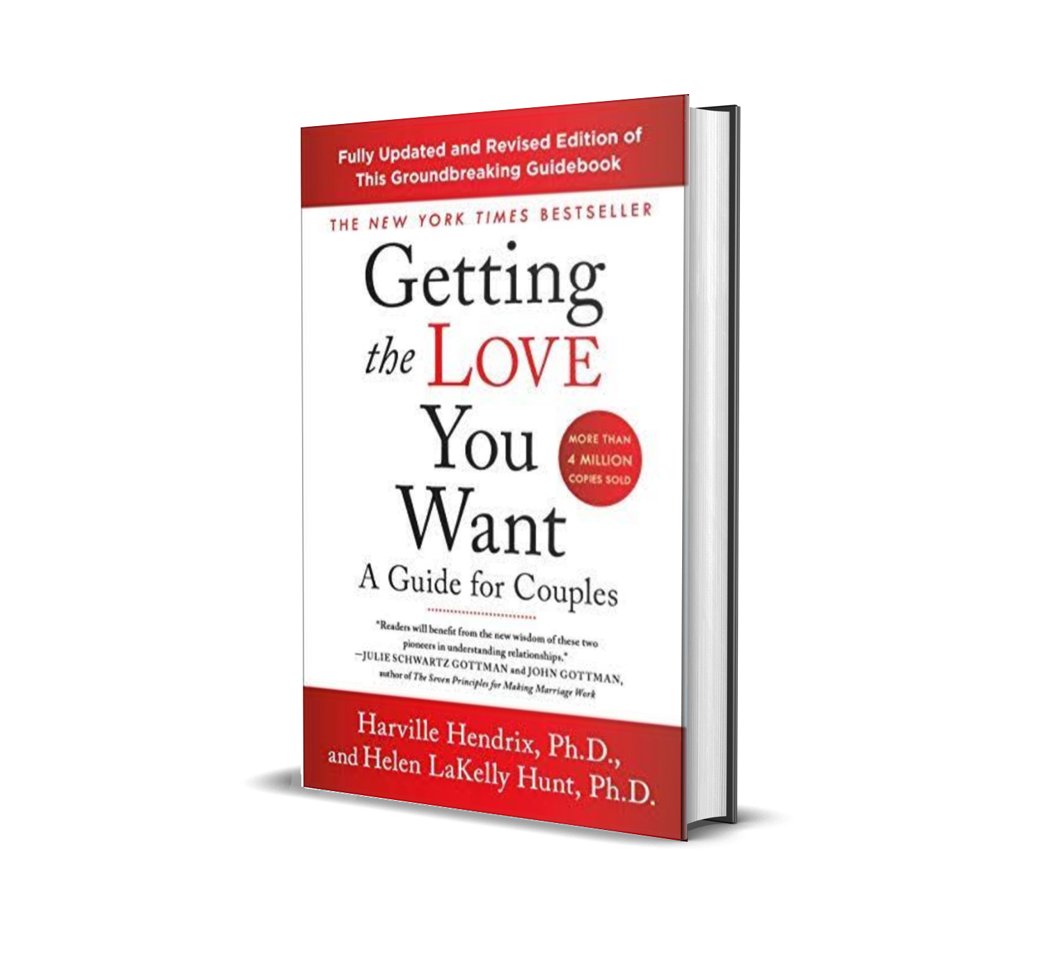 Getting the love you want- Harville Hendricks