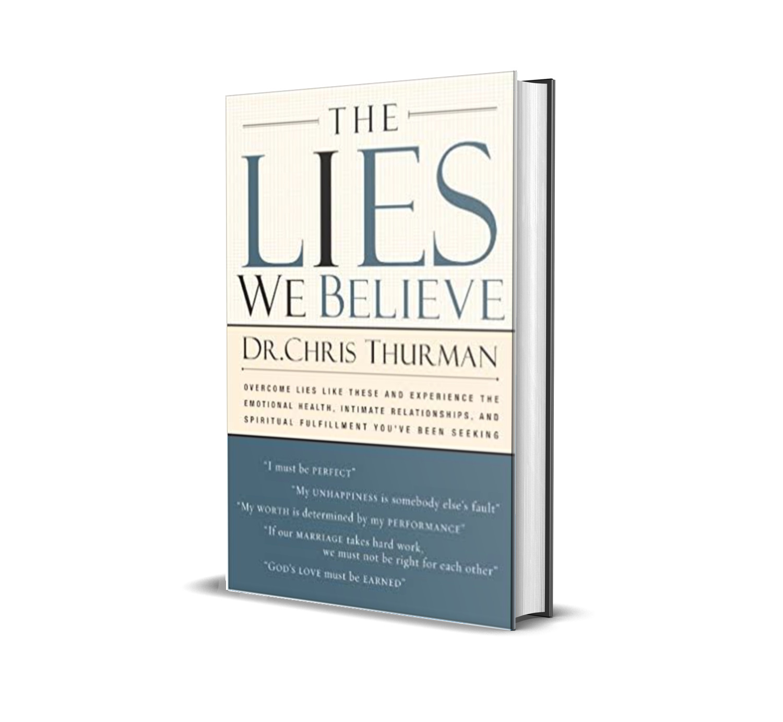 The lies we believe- Dr.Chris Thurman
