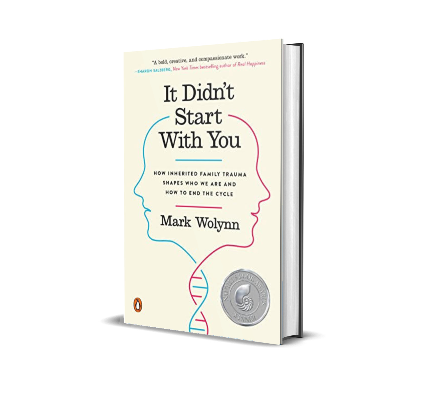 It didn't start with you- Mark Wolynn