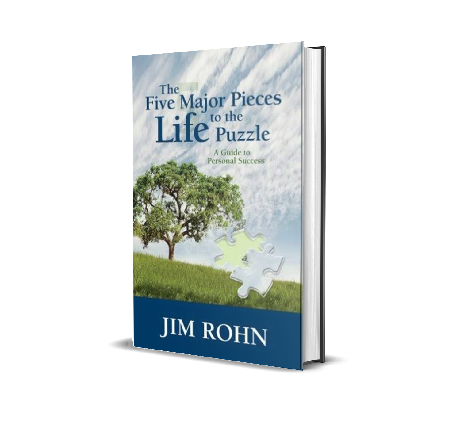 The five major pieces to the life puzzle- Jim Rohn