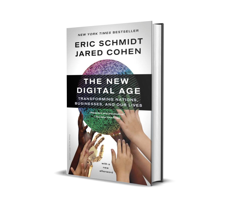 A new digital age- Eric Schmidt, Jared