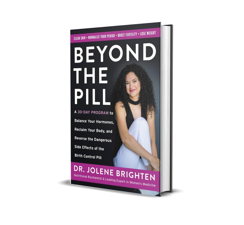Beyond the pill- Jolene Brighten