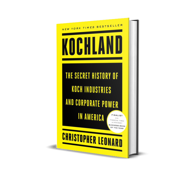 Kochland- Christopher Leonard