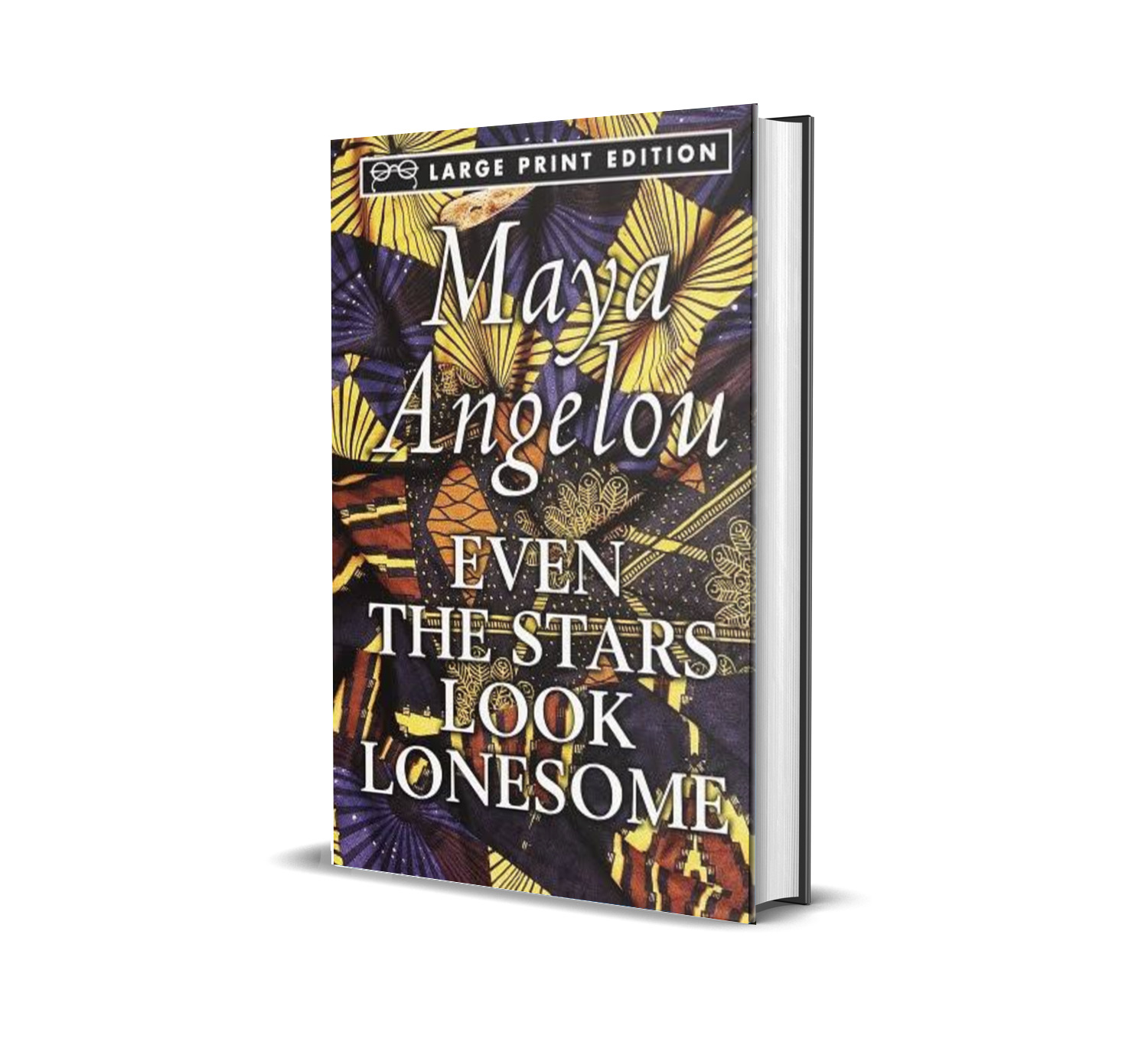 Even the starts look lonesome- Maya Angelou