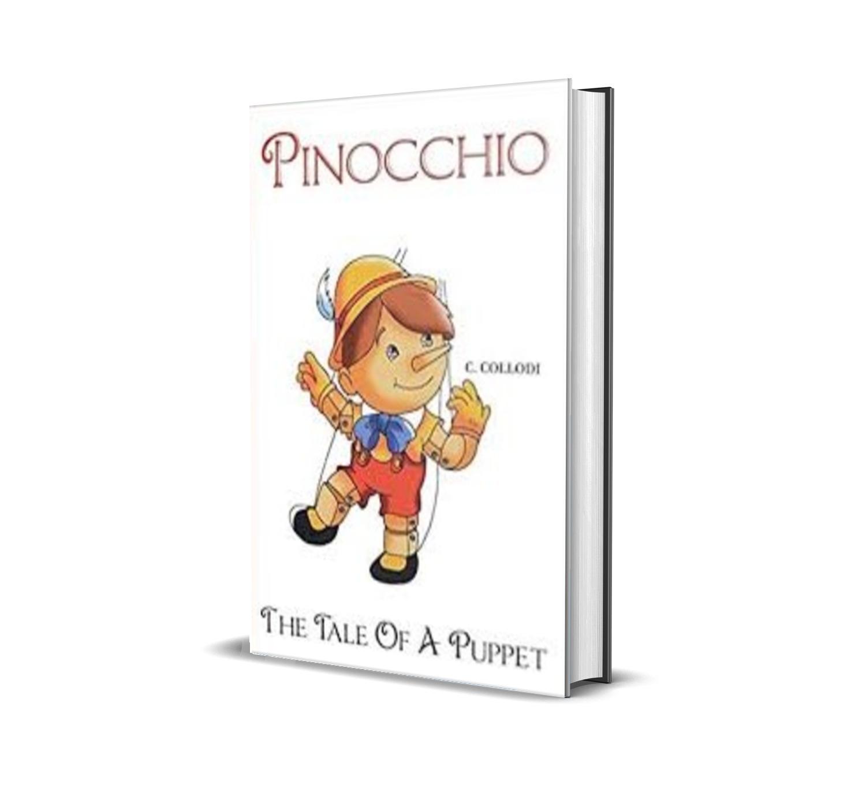 Pinocchio : the tale of a puppet - C collodi