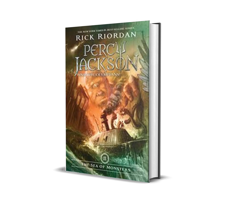 The Sea Of Monsters [Percy Jackson 2] - Rick Riordan