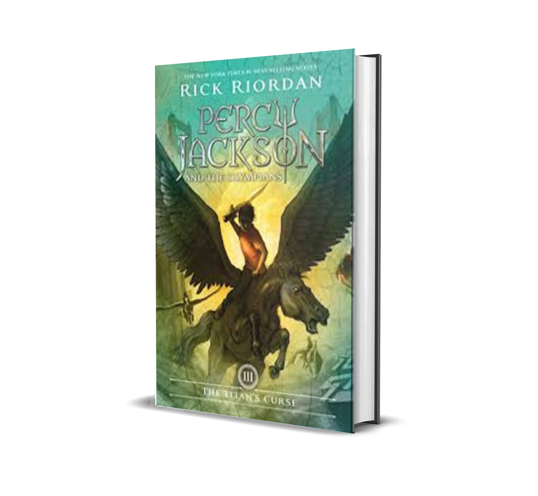 The Titan's Curse [Percy Jackson 3] - Rick Riordan