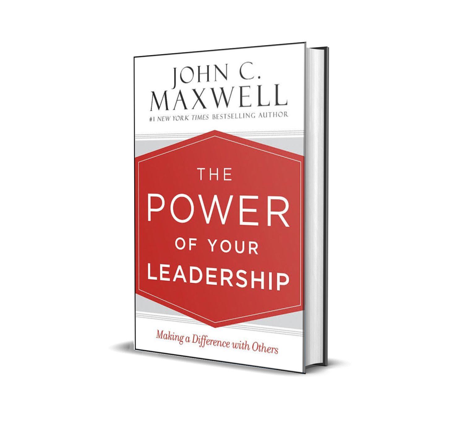 The power of your leadership- John C Maxwell