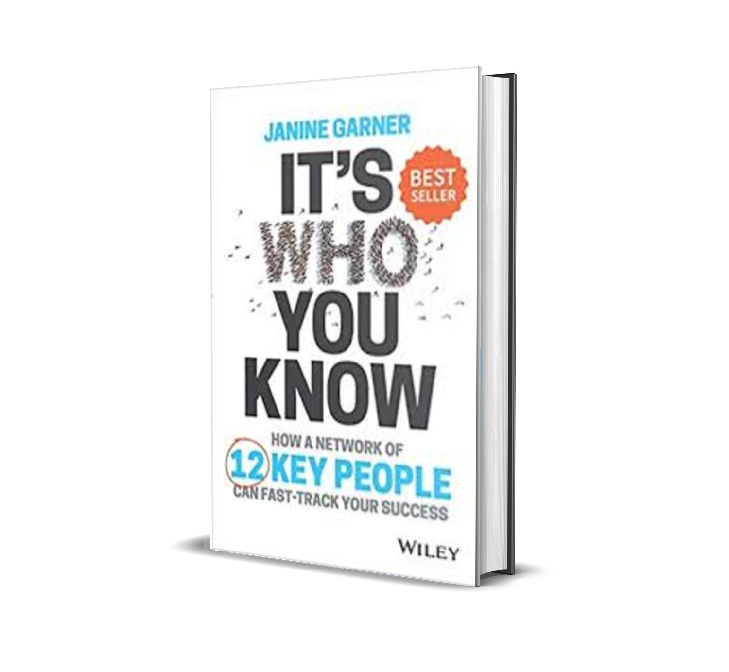 It's Who You Know: How a network of 12 key people can fast-track your success - Janine Garner