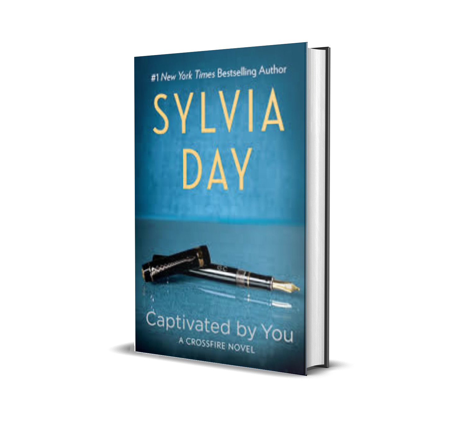 Captivated by You - Sylvia Day [Crossfire 4]