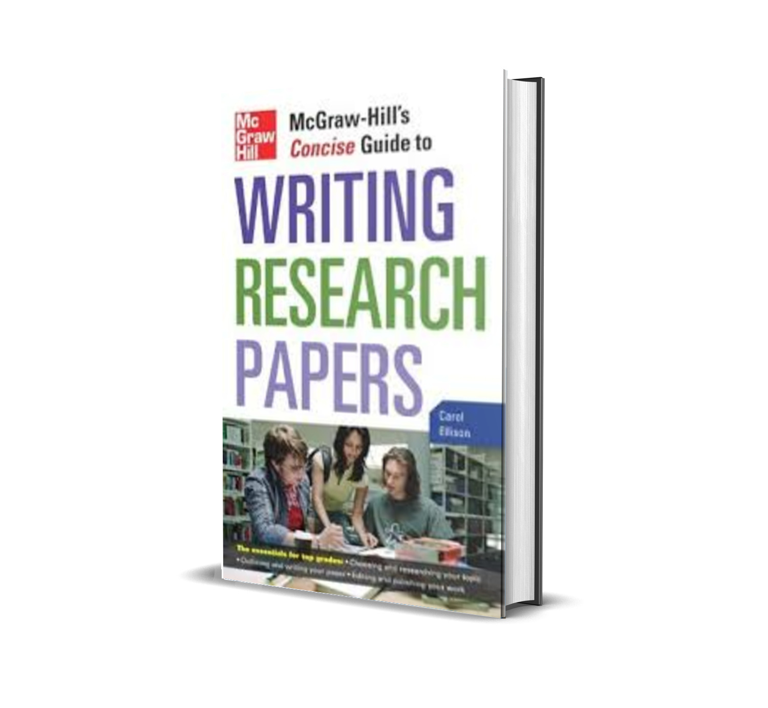 Concise Guide to Writing Research Papers - Carol Ellison