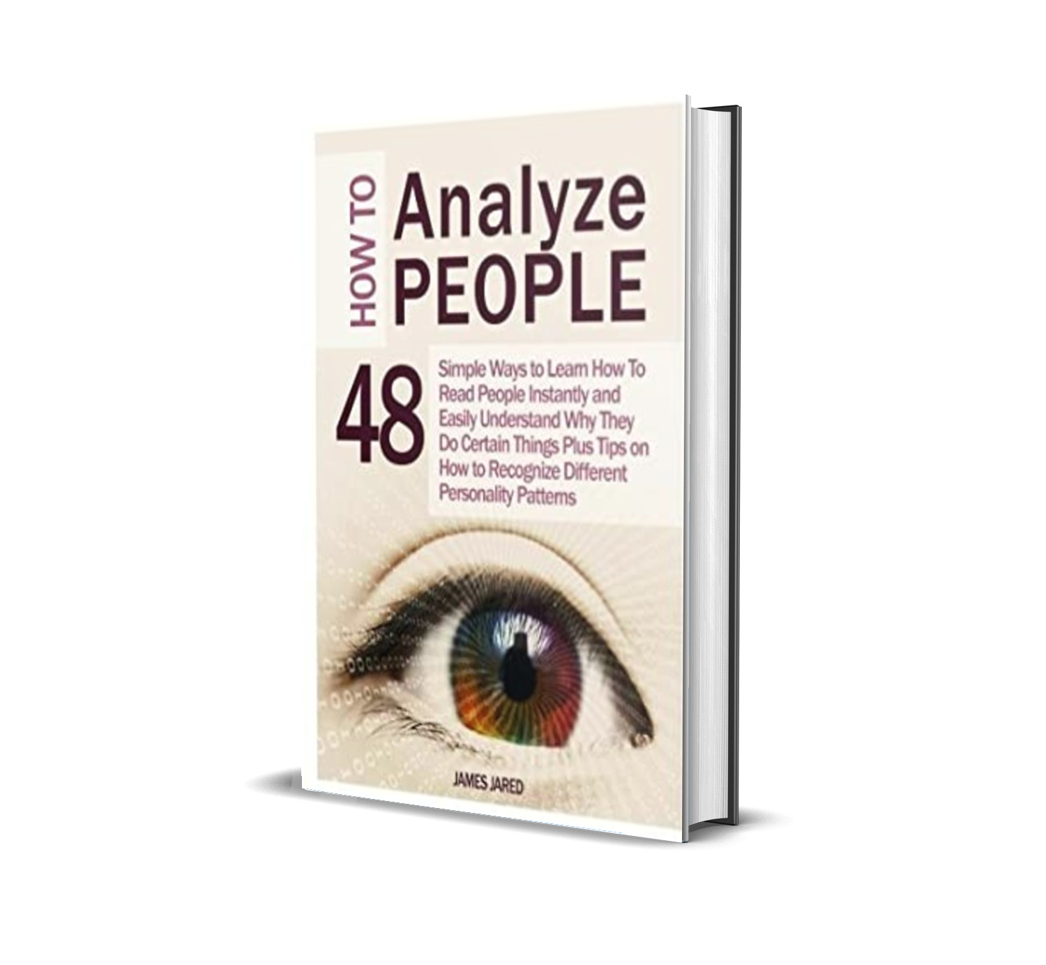 How to analyze people- Jared