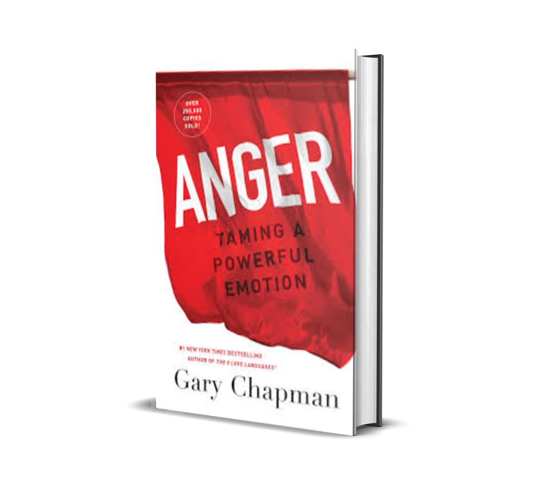 Anger-gary chapman