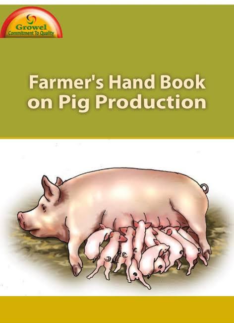 HANDBOOK ON PIG PRODUCTION